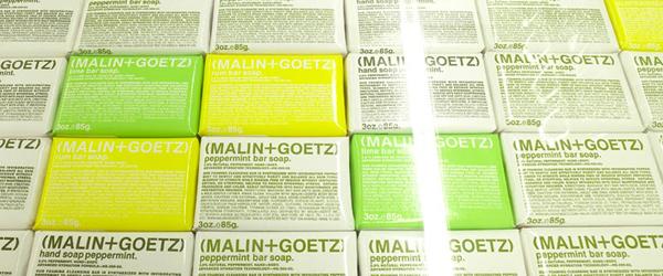 Featured Brand: (MALIN+GOETZ)