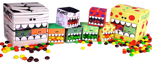 Creative Candy Packaging