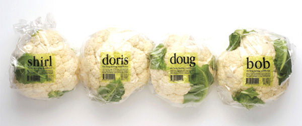 Cauliflower Branding