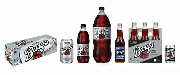 Barq's Rootbeer Redesign