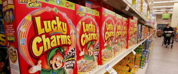 Cereal Boxes: The Next Publishing Platform?