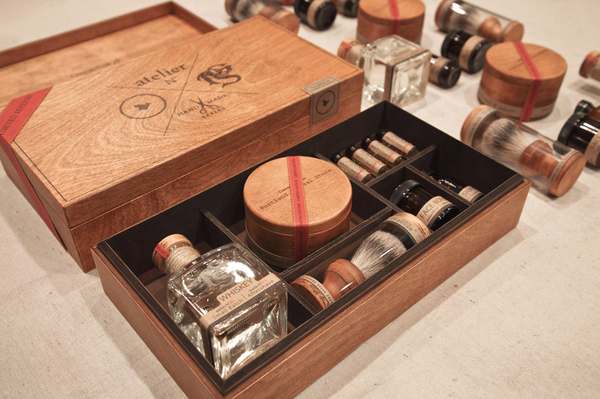 Limited Edition Mens Grooming Kit