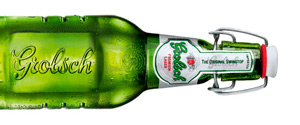 Grolsch launches new robust and dynamic 330ml bottle