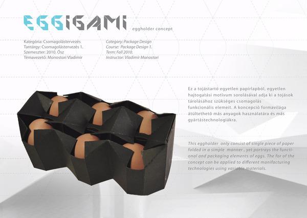 Origami In Packaging