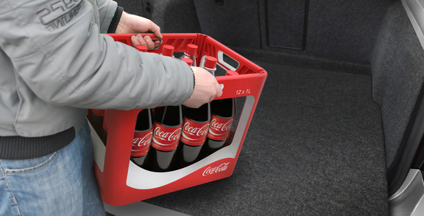 Multi Cycle Crate, Coca Cola Packaging