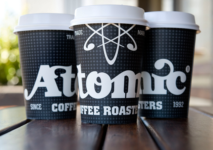 Atomic Coffee Packaging Trends 2013
