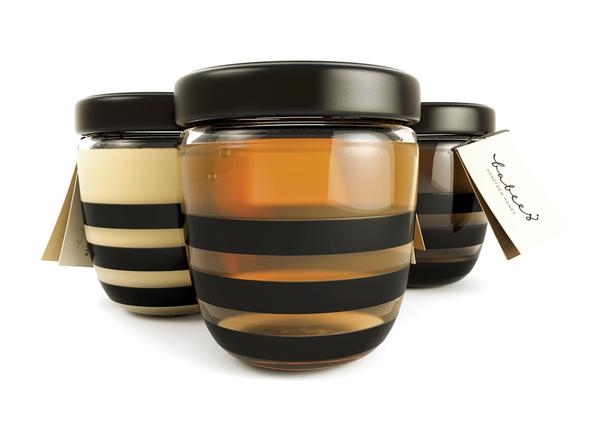 Babees Organic Honey Jars