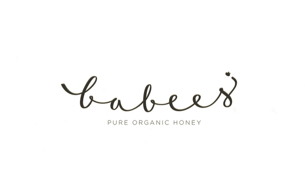 Babees Organic Honey Logo