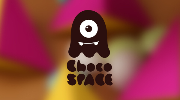 Choco Space Origami Packaging