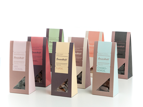 Caramel Candy Packaging Trends 2013 8