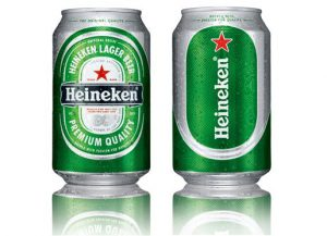Heineken can redesign