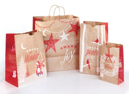 Panera holiday packaging trends