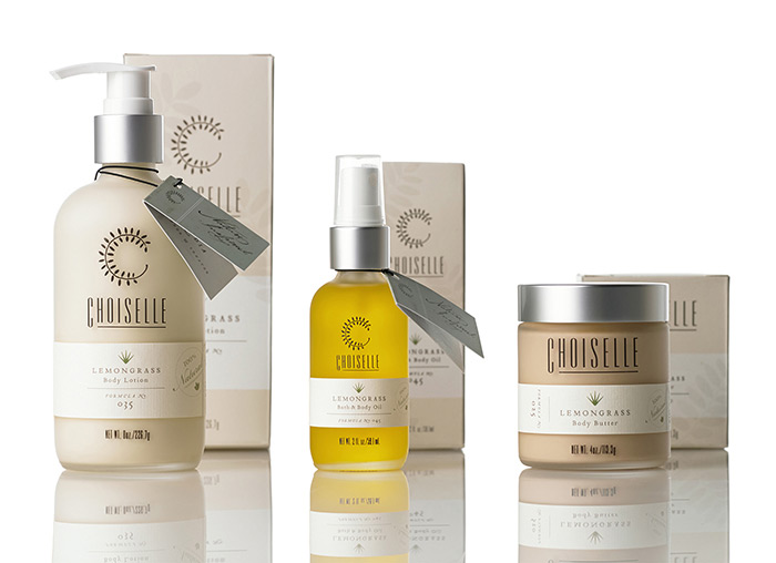 Choiselle Skincare Packaging