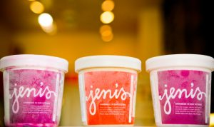 Jenis ice cream containers