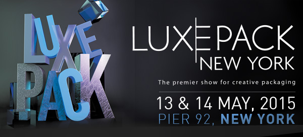 LUXE PACK NYC 2015 and Green Awards