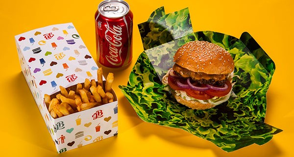 Classic Burgers with New Designs