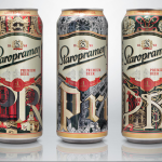 Limited edition beer cans- city of beer.