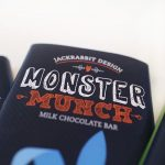 Monster Munch Chocolate Bars