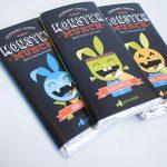 Monster Munch Chocolate Bars