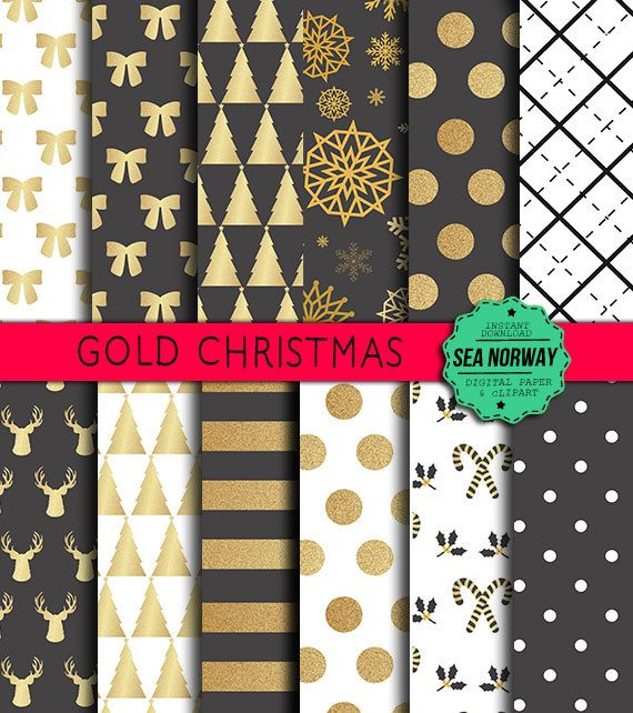 Christmas Packaging and Wrapping Paper