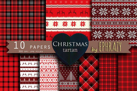 Christmas Packaging and Wrapping Paper.