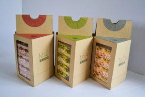 M&S sandwich packaging