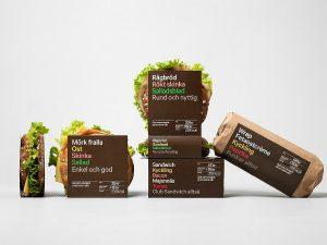 BVD sandwich packaging