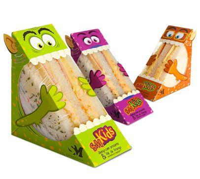 Impressive Sandwich Packaging Ideas - Packaging Insider