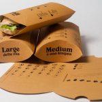 sandwich packaging ideas