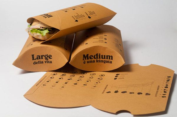 Impressive Sandwich Packaging Ideas - Packaging Insider