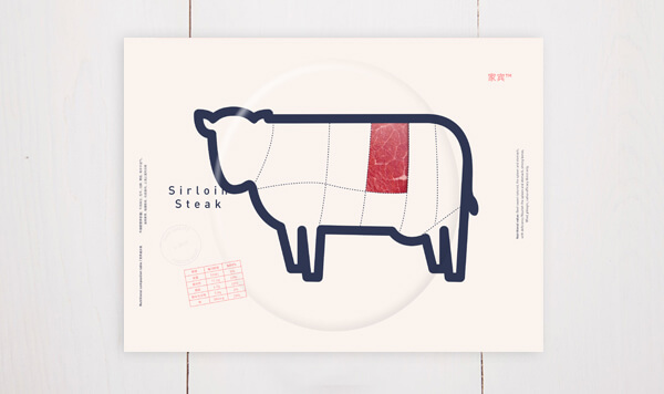 meat packaging - steak