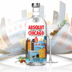 absolut vodka packaging