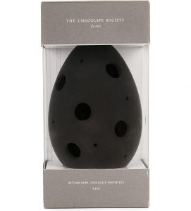 Easter Egg Packaging Achromatic Chocolate easter egg