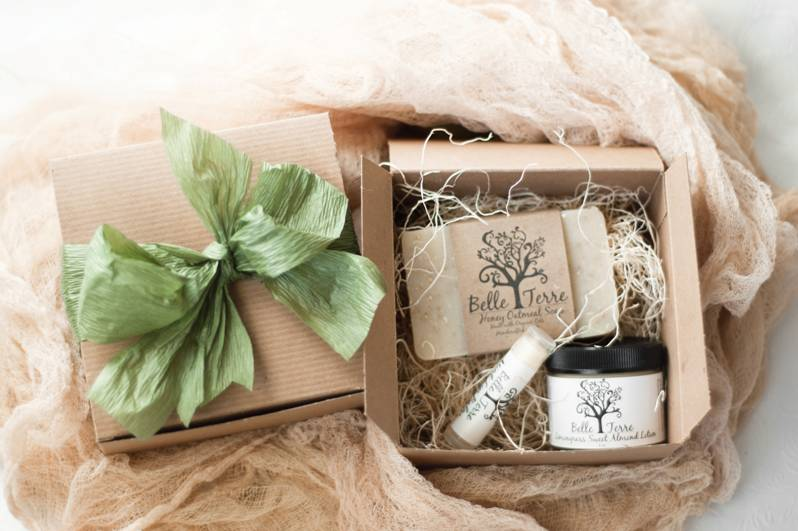 wedding favor packaging - eco friendly  packaging