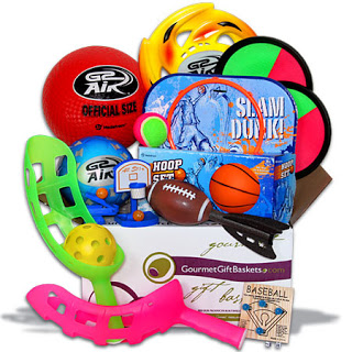 Camp Care Package Ideas - sports care package